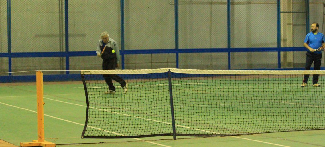 Atención socios amantes del tenis