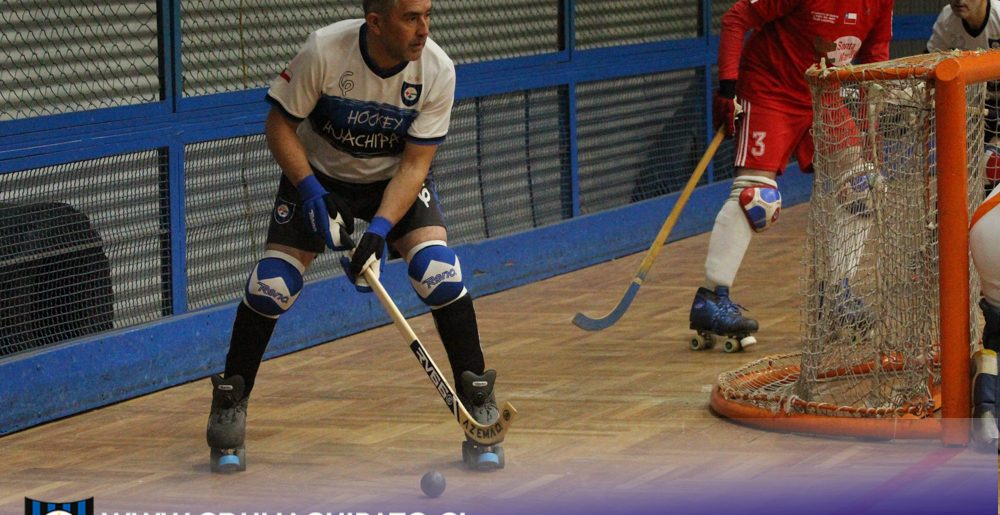 Fecha de Liga Nacional Master de Hockey se jugó en el C.D.Huachipato
