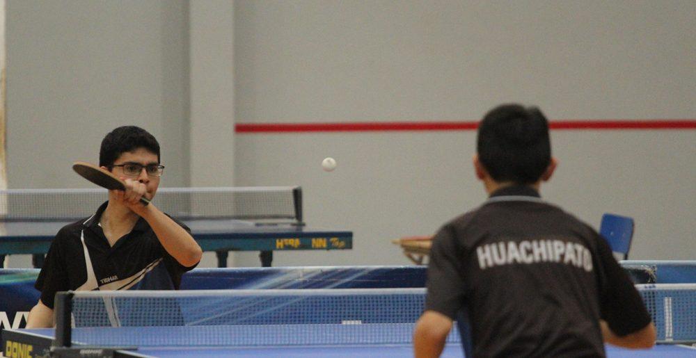Gran fin de semana de tenis de mesa se vivió en el C.D.Huachipato