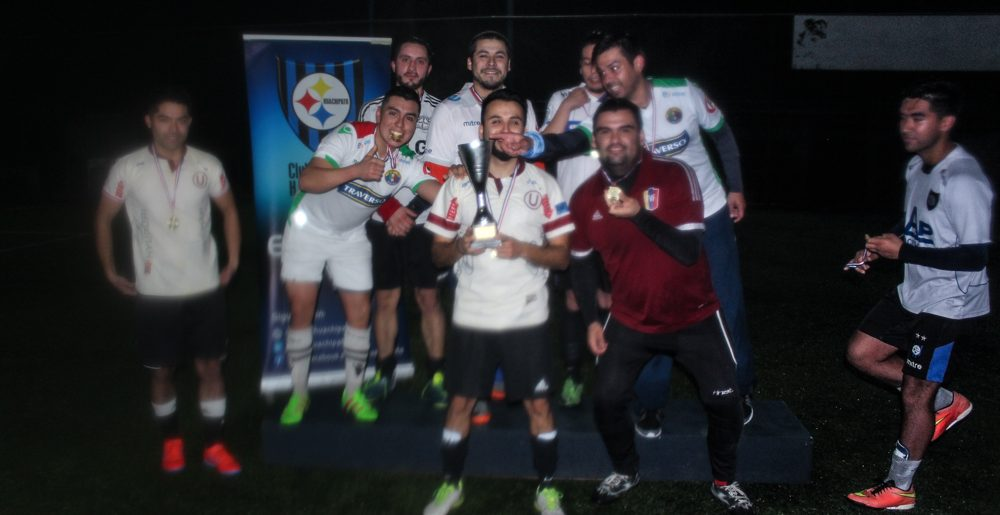"Real Wakanda se tituló campeón en el Torneo de Futbolito ""72º años del C.D. Huachipato"""