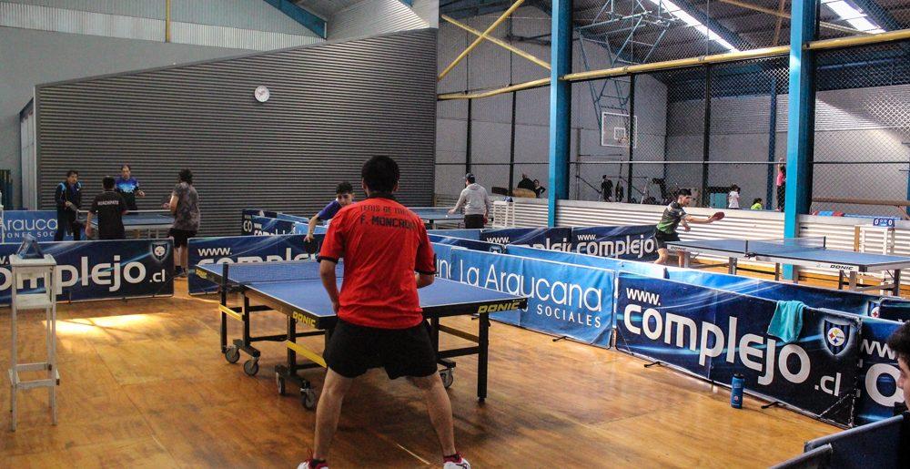 Arrancó torneo de apertura del Tenis de Mesa Interclubes
