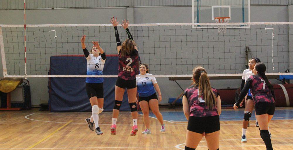 Voleibol acerero dice presente en Cabrero
