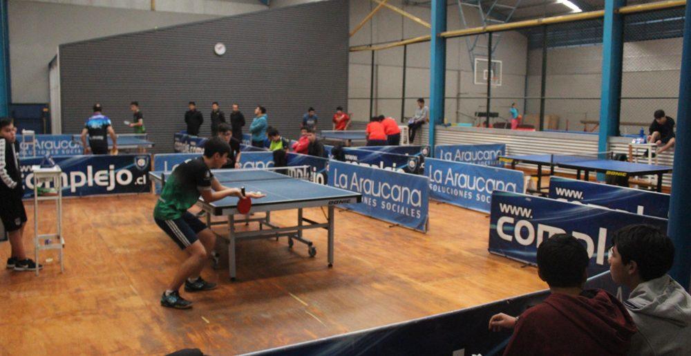 Torneo Interclubes de Tenis de mesa sigue viento en popa