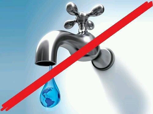 Informe corte de agua en las dependencias del club