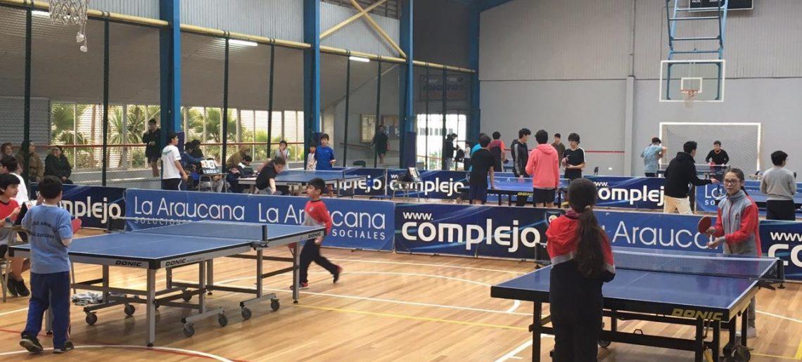 Más Deporte en el  C.D.Huachipato: Hockey, Gimnasia Rítmica y Tenis de Mesa