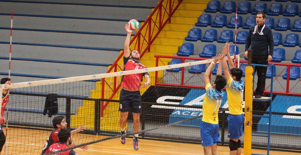 Ya están definidos los equipos que pasaron a postemporada de la Liga Sur de Voleibol