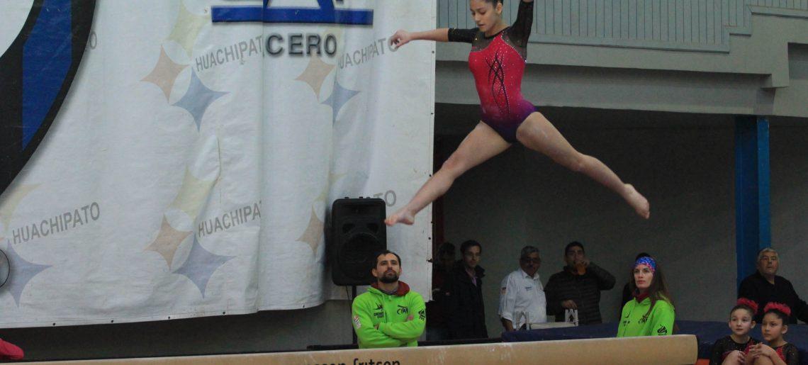 Campeonato nacional de Gimnasia Artística se vivirá en el C.D.Huchipato