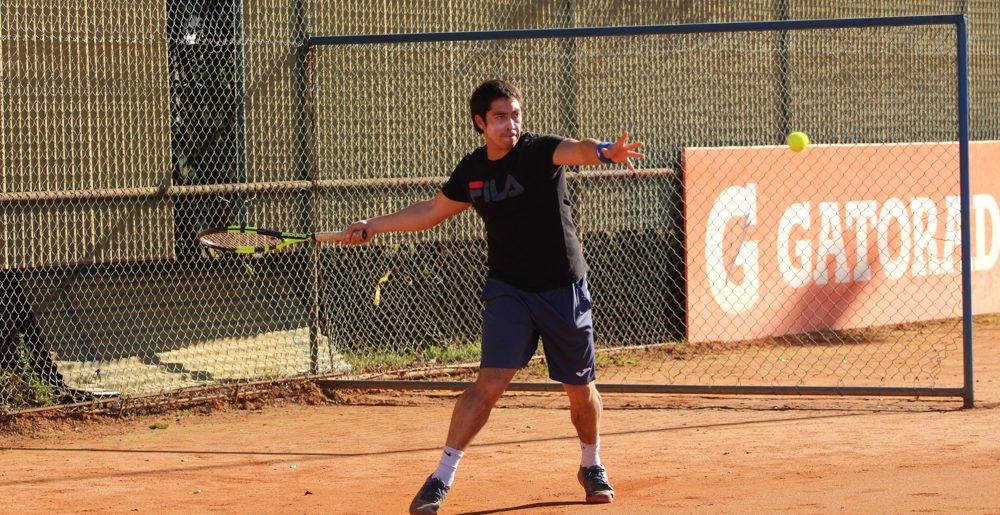 Más de 100 tenistas animan una nueva fecha del tour regional en el C.D.Huachipato