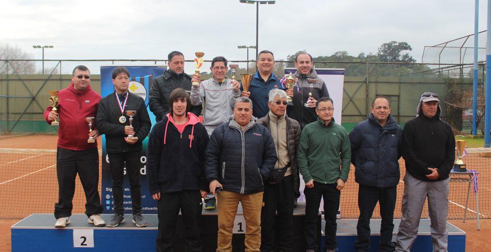 Un fin de semana lleno de tenis en el C.D.Huachipato