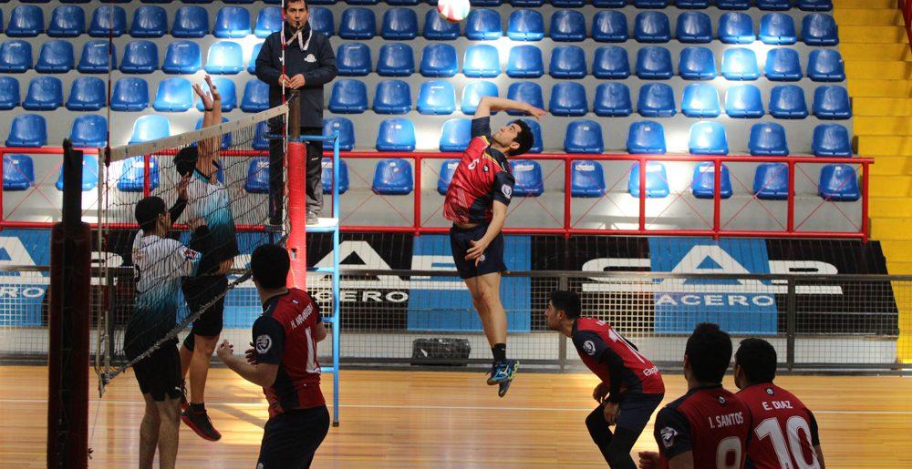 Voleibol de la Liga Sur sigue sumando encuentros