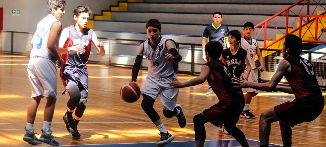 Huachipato sigue sumando en el Baloncesto Local