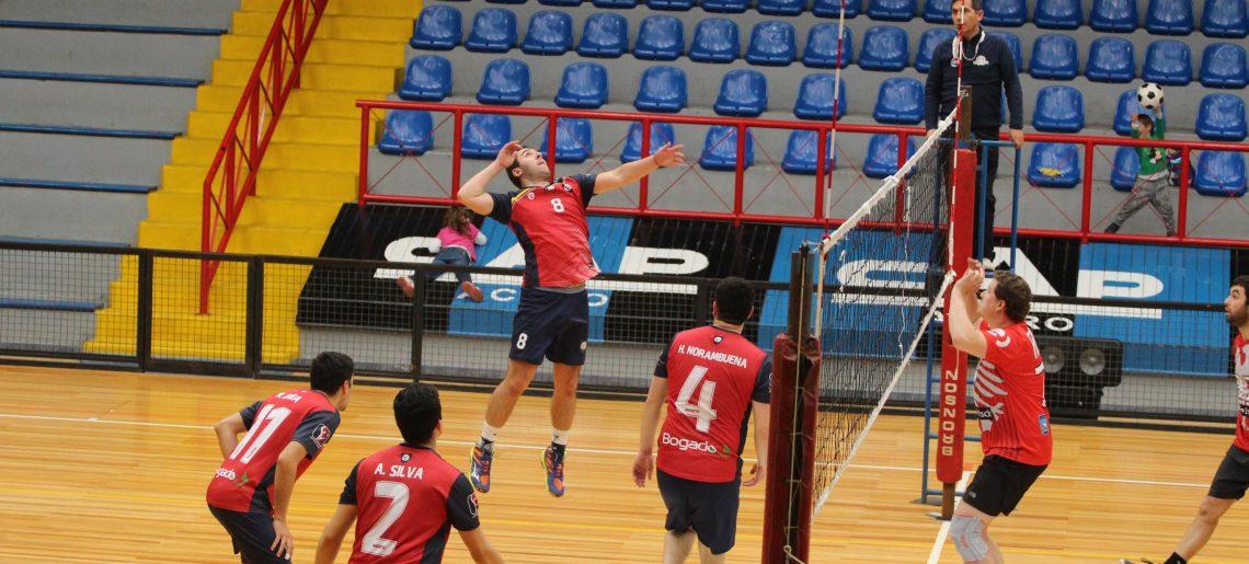 Liga Sur de Voleibol Varones  llega a su fin.