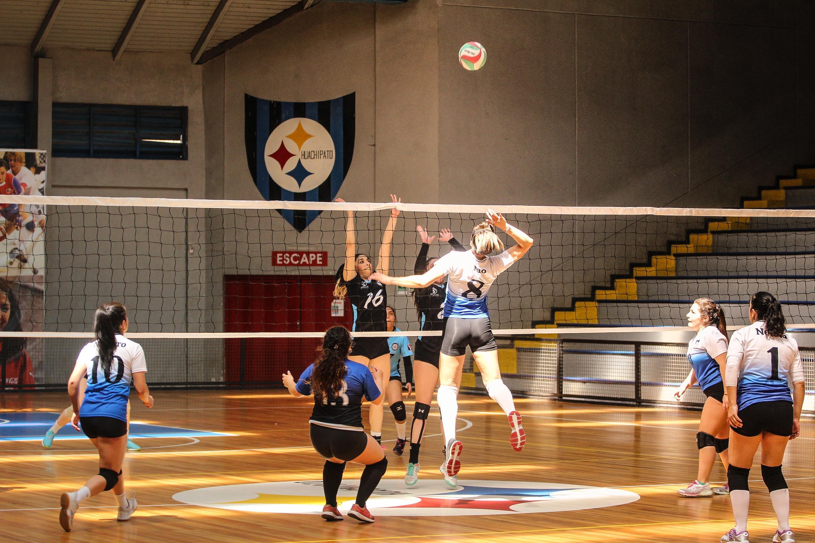 Huachipato y Alemán gritaron Campeón en Liga Sur de Voleibol