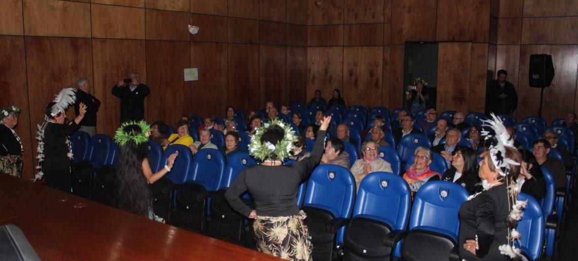 Adultos Mayores del C.D.Huachipato celebraron durante Octubre