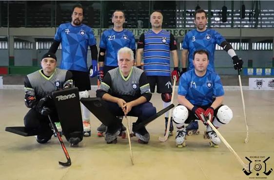 Hockey Master de Huachipato Vice-Campeón en Torneo de  Recife Brasil