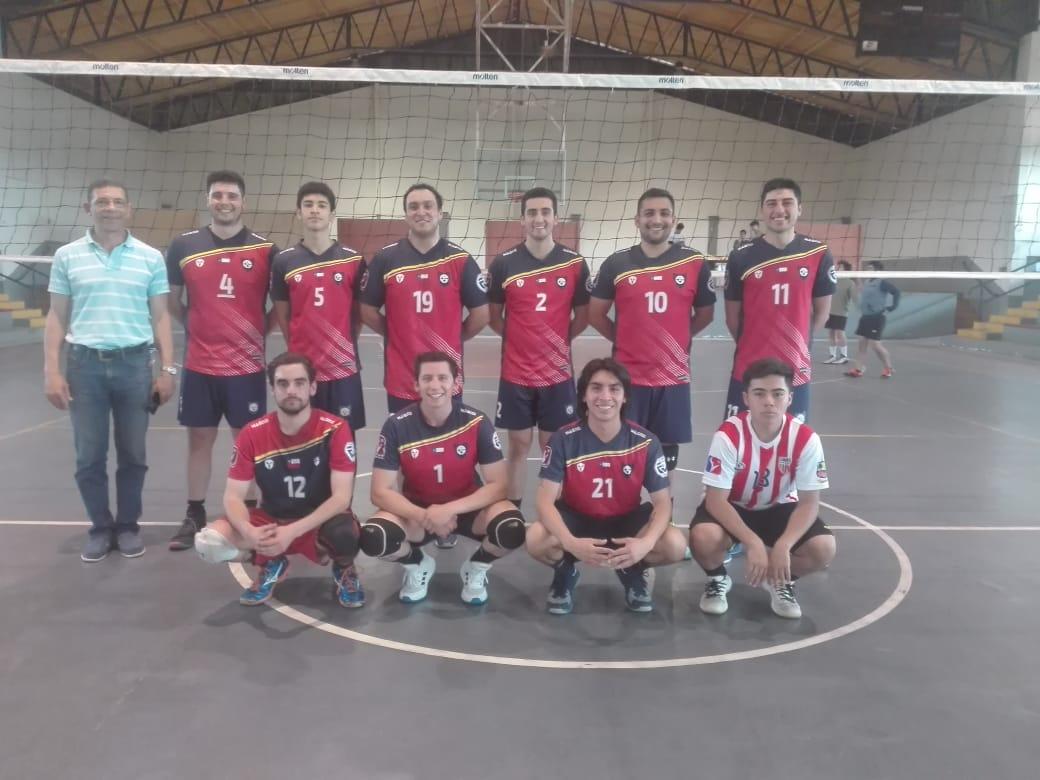Voleibol acerero disputara las finales en Copa Scorpion de Cabrero