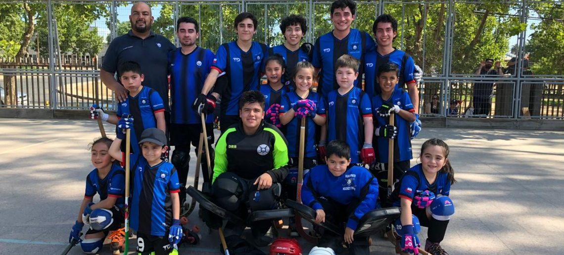 Hockey acerero gritó campeón en Talca