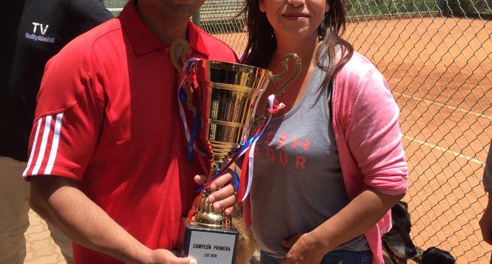 Rama de Tenis del C.D.Huachipato culminó su liga interna de socios