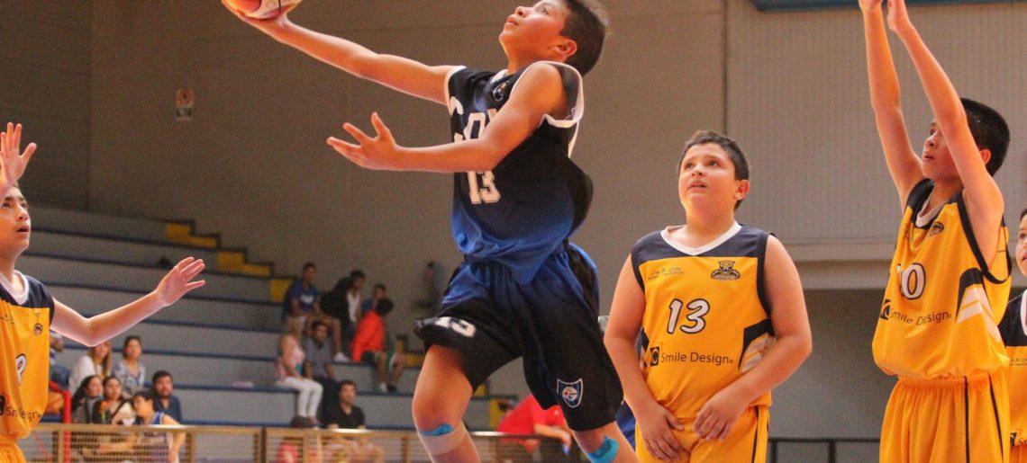 La fiesta del basquetbol continúa latente en el C.D.Huachipato