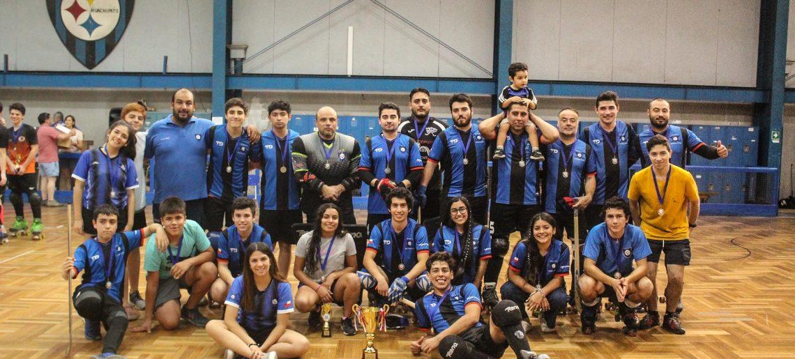 Hockey Patín del C.D.Huachipato culminó extensas dos semanas de clínica deportiva y torneo de verano