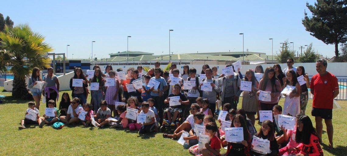 El deporte y la comunidad van de la mano en el Club Deportivo Huachipato