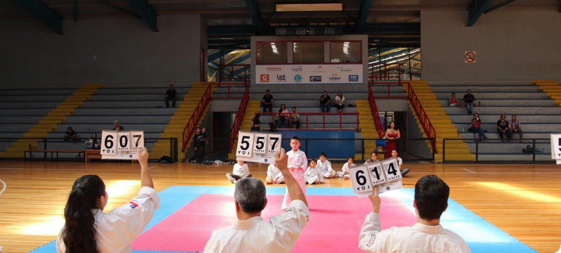 La tradición del karate que continúa viva en el C.D.Huachipato