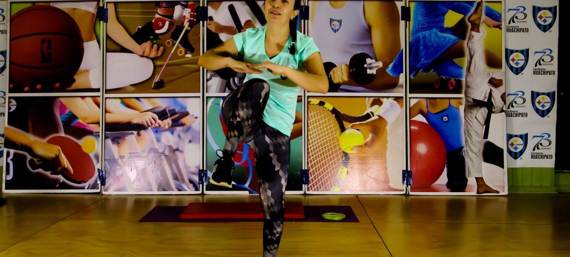 Programación de Fitness y  Ramas Deportivas se toma parrilla de actividades Online