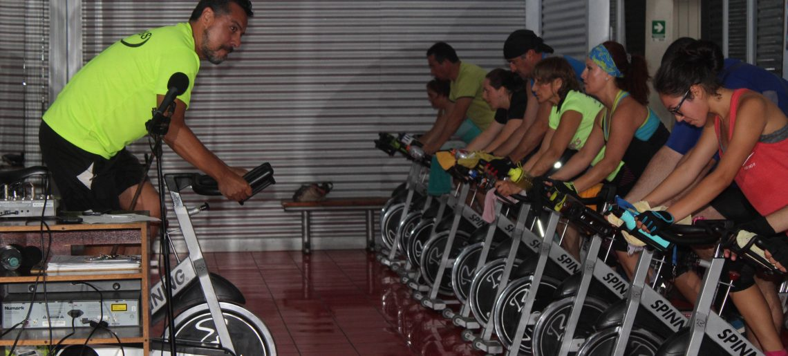 PROTOCOLO  CLASES DE SPINNING