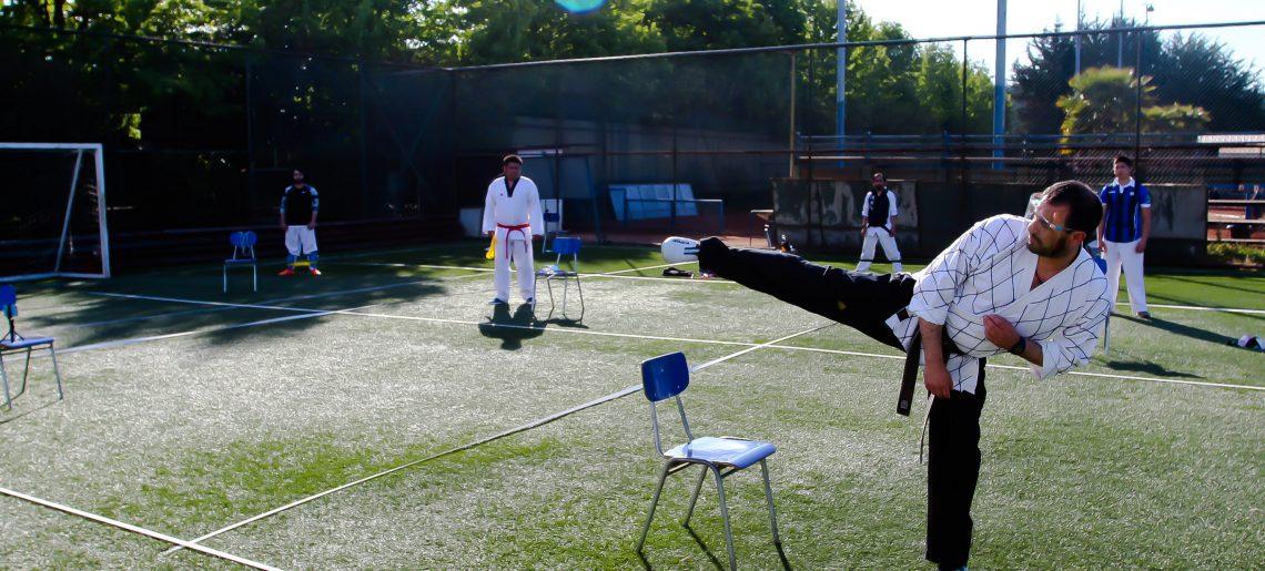 Poco a poco y con estricto protocolo  los  socios  vuelven  a  la  actividad física y deportiva  presencial