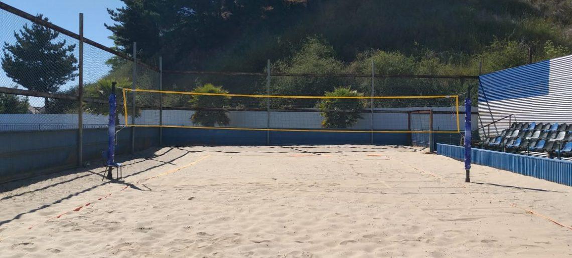 El Básquetbol y Voleibol se suman a clases presenciales