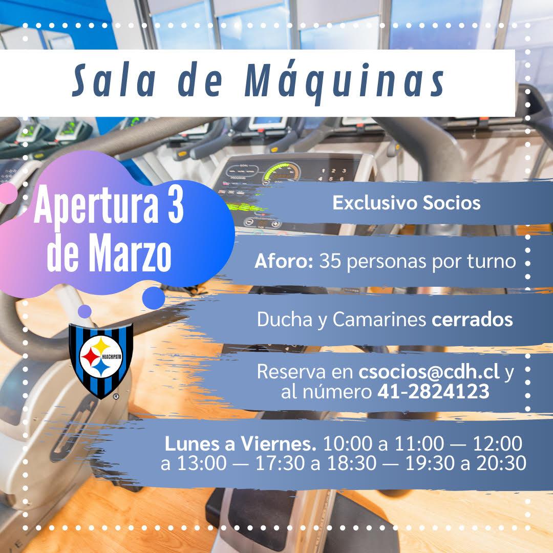 PROTOCOLO  SALA DE MÁQUINAS