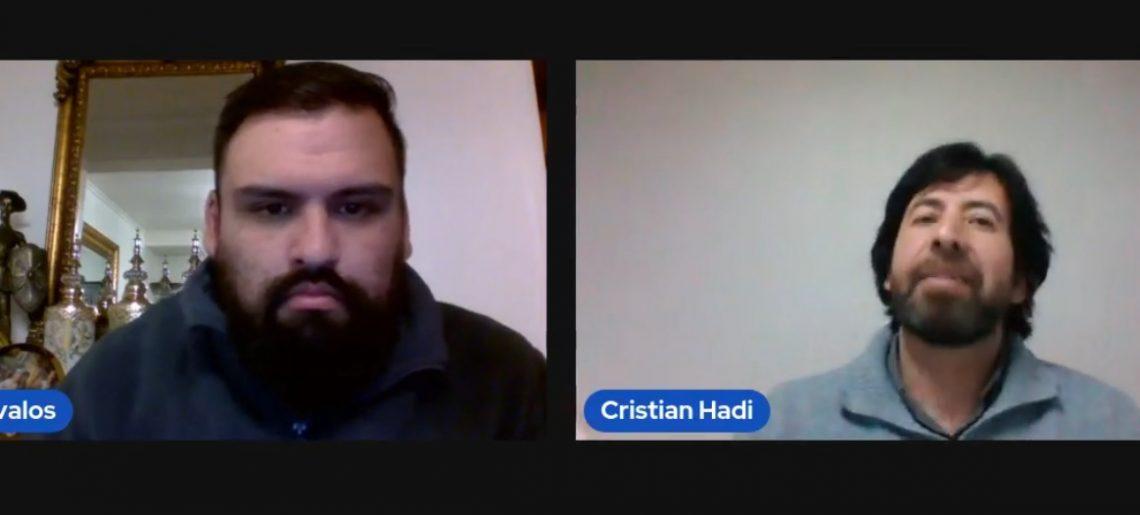 """Kinesiólogo Cristián Hadi, Director de Medyks,  fue el invitado en Quinto Conversatorio Online con el tema """"Lesiones Musculares """" prepárate, previene y disfruta la actividad física y el deporte"""