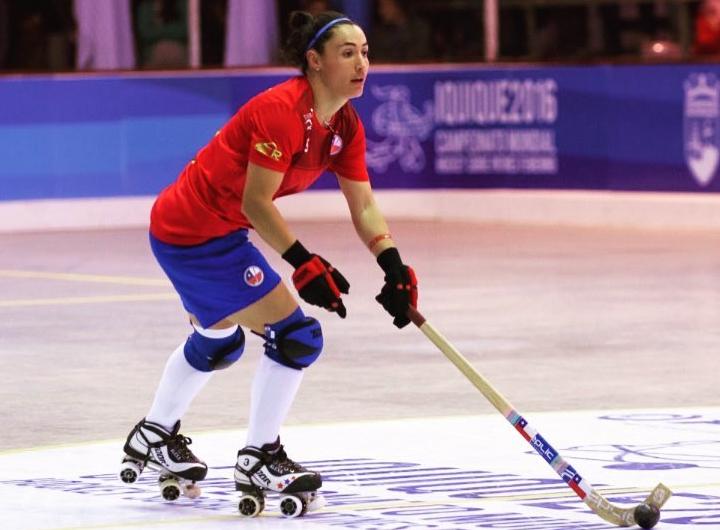 Alexa Tapia, Campeona del Mundo Hockey Patín 2006, fue la invitada en último Conversatorio Online